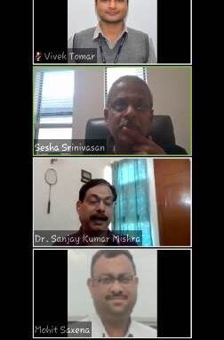 """Webinar on """"Renewable Energy System and Sustainability- Education, Reserch and Outreach"""""""